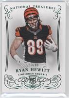 Ryan Hewitt /89