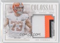 Joe Thomas /50