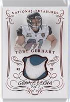 Toby Gerhart /1