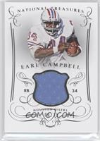 Earl Campbell /35