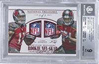 Charles Sims, Mike Evans /1 [BGS9]