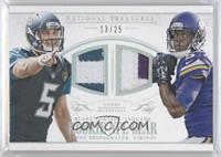 Blake Bortles, Teddy Bridgewater /25