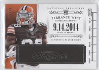 Terrance West /50