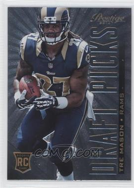 2014 Panini Prestige Draft Picks #DP14 - Tre Mason