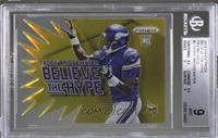 Teddy Bridgewater /10 [BGS 9]