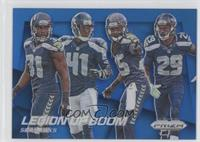 Byron Maxwell, Earl Thomas, Kam Chancellor, Richard Sherman (Legion Of Boom)