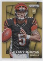 AJ McCarron (Running with Ball in Right Hand) /10