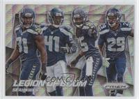 Byron Maxwell, Earl Thomas, Kam Chancellor, Richard Sherman /99