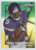Teddy Bridgewater (Ball in Right Hand, Looking Forward)