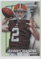 Johnny Manziel (Mid Throw, Mouth Closed)