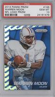 Warren Moon [PSA 10] #24/50