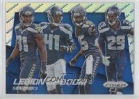 Byron Maxwell, Earl Thomas, Kam Chancellor, Richard Sherman (Legion of Boom) /50
