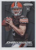 Johnny Manziel (Ball in Both Hands, Looking Forward)