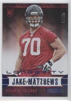 Jake Matthews /25