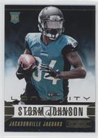 Storm Johnson