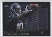 Paul Richardson /299