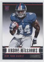 Andre Williams (Ball in R.Hand)
