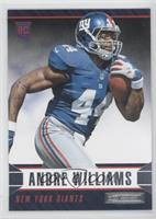 Andre Williams (Ball in L.Hand)