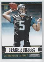 Blake Bortles (RC logo fully visible)