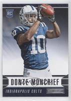 Donte Moncrief (catching)