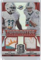 Brian Hartline, Mike Wallace /10