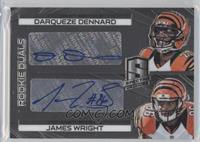 Darqueze Dennard, James Wright /149