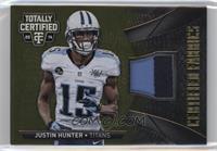 Justin Hunter /25