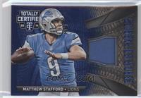 Matthew Stafford /50