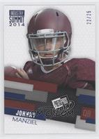Johnny Manziel /25
