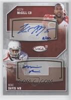 Keith McGill, Mike Davis /50
