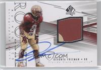 Rookie Patch Autographs - Devonta Freeman /550