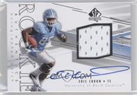 Rookie Patch Autographs - Eric Ebron /350