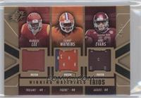 Marqise Lee, Sammy Watkins, Mike Evans #10/15