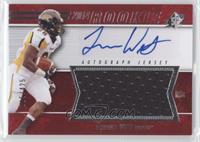 Rookie Autograph Jersey - Terrance West /425