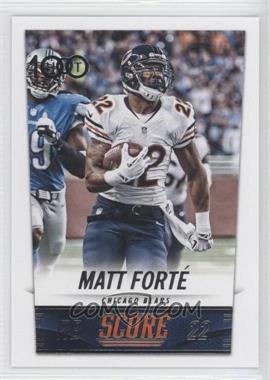 2014 Score - [Base] #261 - Matt Forte
