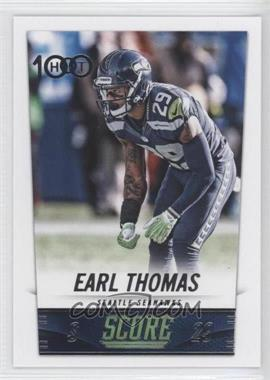 2014 Score - [Base] #271 - Earl Thomas