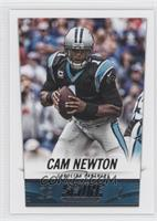Cam Newton (black jersey)