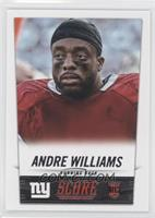 Andre Williams