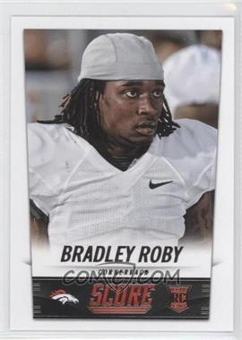2014 Score - [Base] #341 - Bradley Roby