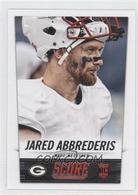 2014 Score - [Base] #379 - Jared Abbrederis