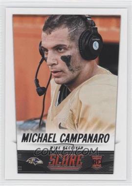 2014 Score - [Base] #407 - Michael Campanaro