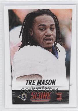 2014 Score - [Base] #433 - Tre Mason