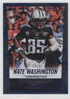 Nate Washington /35