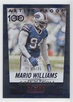 Mario Williams /35