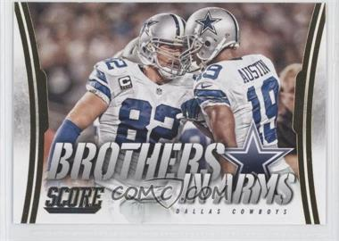 2014 Score Brothers in Arms Gold #BA-9 - Dallas Cowboys