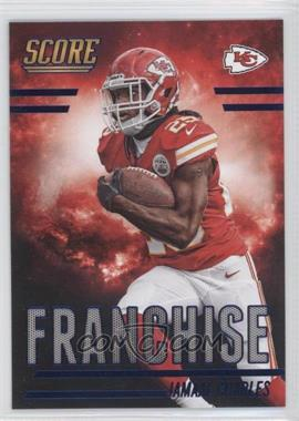 2014 Score Franchise #F11 - Jamaal Charles