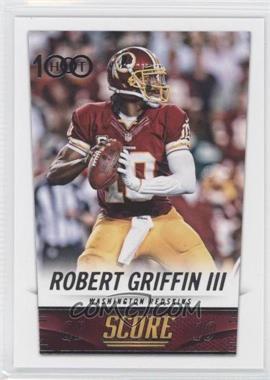 2014 Score #325 - Robert Griffin III