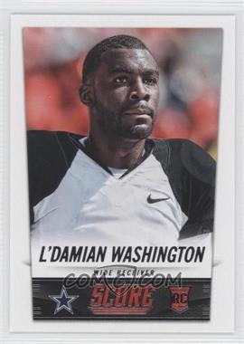2014 Score #397 - L'Damian Washington