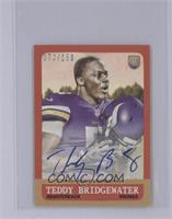 Teddy Bridgewater /150 [Near Mint‑Mint]