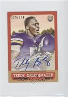 Teddy Bridgewater /150